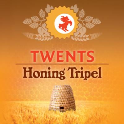 Twents Honing Tripel etiket