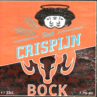 Sint Crispijn bok logo