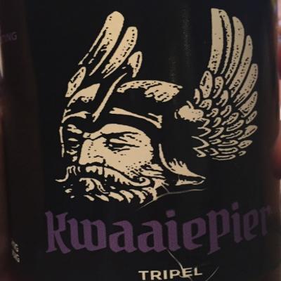 Kwaaie Pier tripel logo