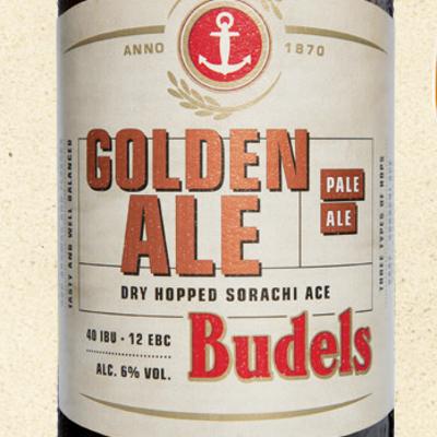 Budels Golden Ale logo