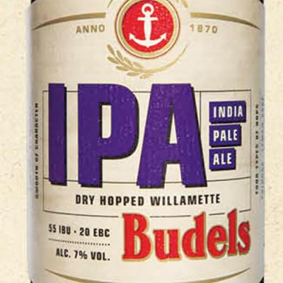 Budels IPA logo