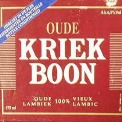 Oude Kriek Boon logo