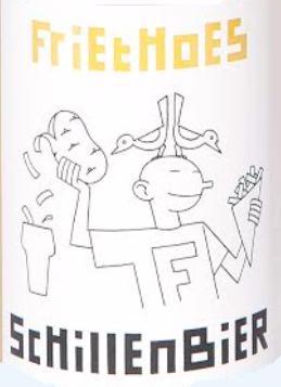 Friethoes Schillenbier logo