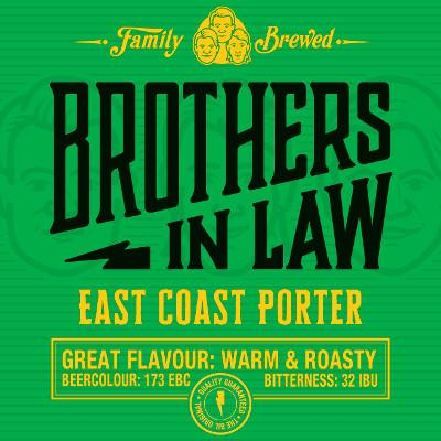 East Coast Porter | Brothers In Law