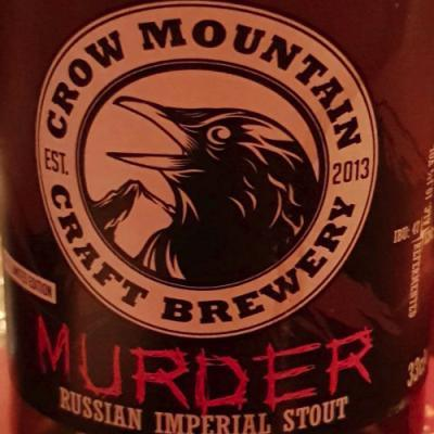 Crow Mountain Murder