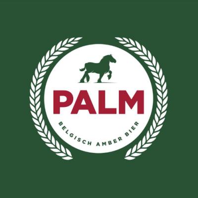 Palm bier logo