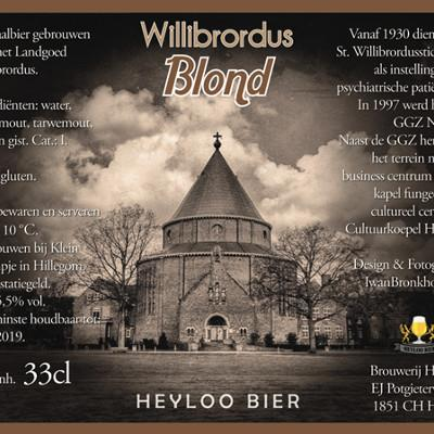 Willibrordus Blond