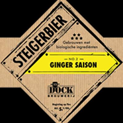 No. 2 Ginger Saison