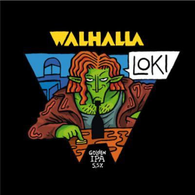 Walhalla Golden Loki
