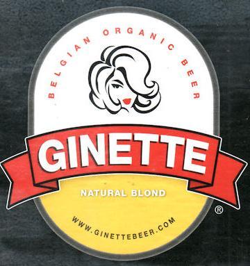 Ginette Blond logo