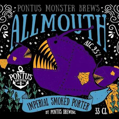 Allmouth pontus logo