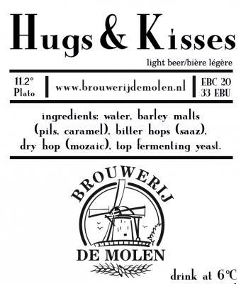 Molen Hugs and kisses