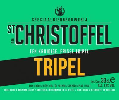 St. Christoffel Tripel