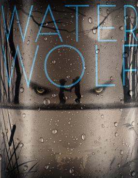 Hoop Waterwolf etiket
