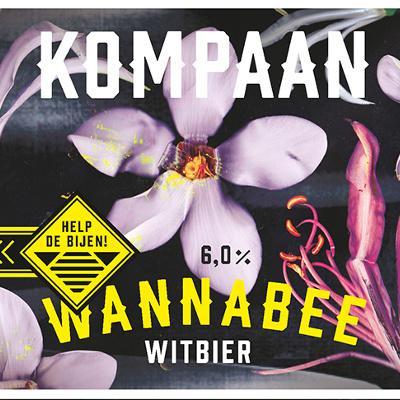 WannaBee bier logo