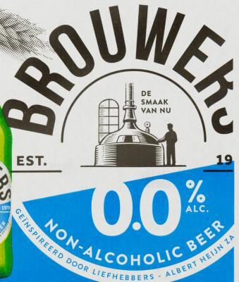 Brouwers Pilsener 0.0% logo