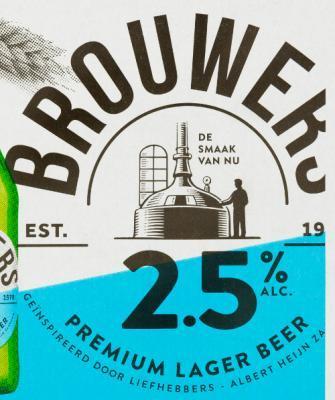 Brouwers Pilsener 2.5%