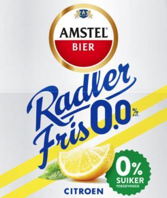 Amstel Radler 0.0% fris