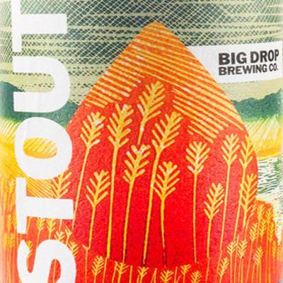 Big Drop Brewing Stout
