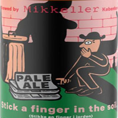 Mikkeller stick a finger in the air