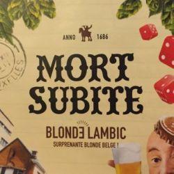 Mort Subite Blond Lambic