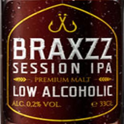 Braxzz session IPA 0,2%