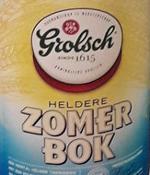 Grolsch Zomerbok logo