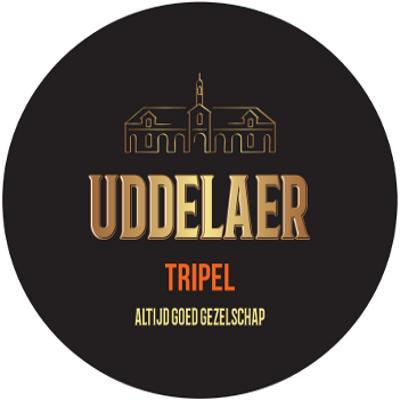 Uddelaer Tripel Logo