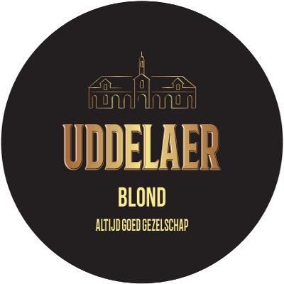 Uddelaer Blond Logo