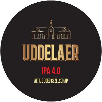 Uddelaer IPA 4.0 Logo