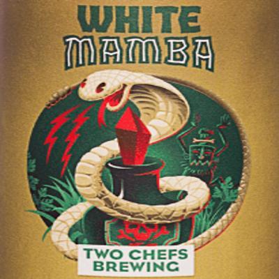 Two Chefs White Mamba logo