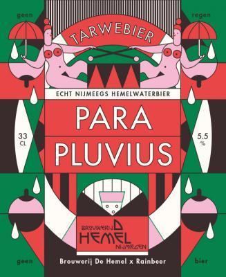 Parapluvius van De Hemel