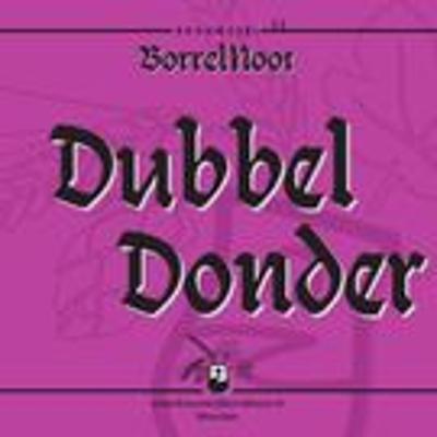 Dubbel Donder logo