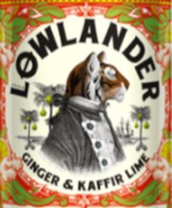 Lowlander Ginger en Kaffir lime