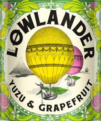 Lowlander Yuzu & Grapefruit logo