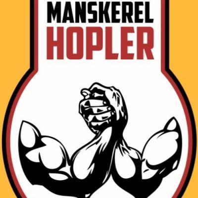 Logo van bier Manskerel Hopler