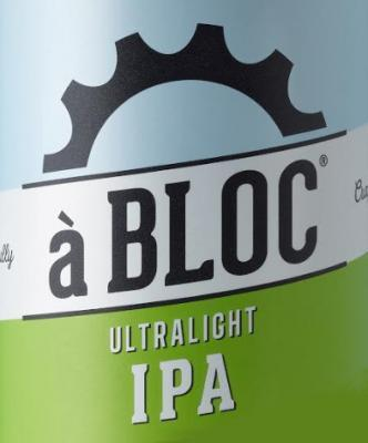 à BLOC Ultralight IPA logo