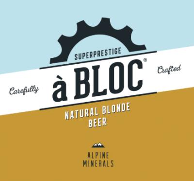 A Bloc Natural Blond logo
