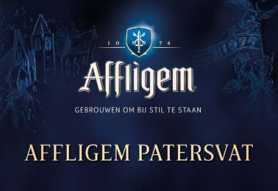Affligem Patersvat logo