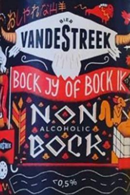 Logo van Alcolvrije Bokbier van Brouwerij VandeStreek