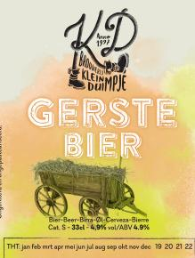 Gerstebier Logo