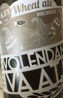 logo van het bier Bierderij Waterland Voldendams Vaatje