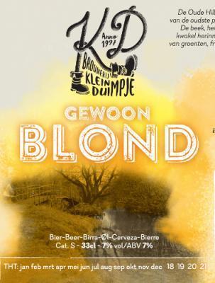 Gewoon Blond Logo