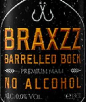 Braxzz Barrelled Bock logo