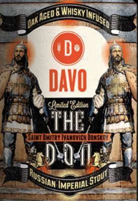Saint Dmitri Ivanovitsj Donskoj, ook wel 'The Don'