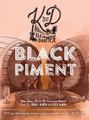 Black Piment Logo