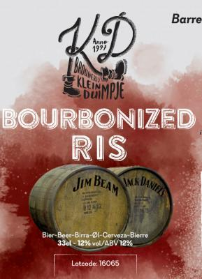 Bourbonized RIS Logo