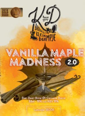 Vanilla Maple Madness