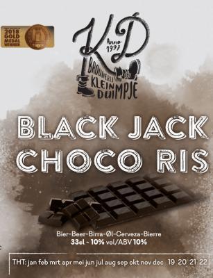 Black Choco RIS Logo