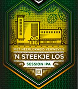 Steekje Los Session IPA logo